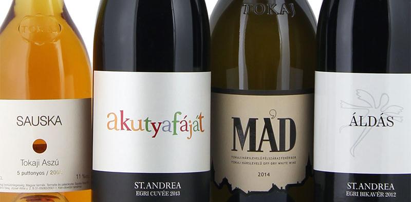 Wijn uit Hongarije