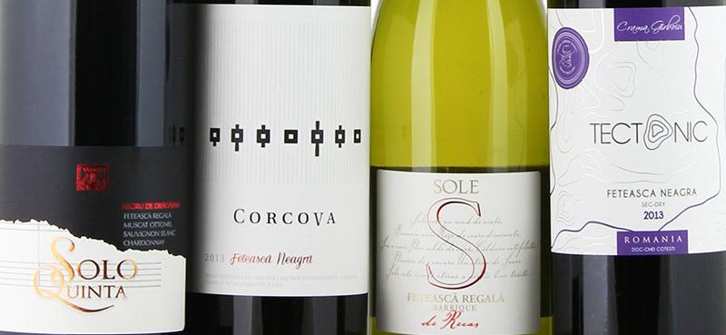 Wijn uit Roemenië