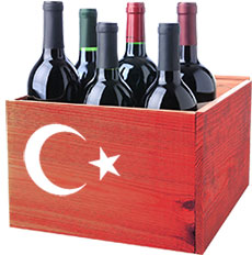 Doosje Turkije
