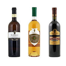 Wijnproefdoosje Telavi Marani 11 december