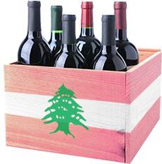 Doosje Libanon