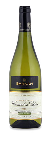 Barkan Chardonnay Winemakers Choice