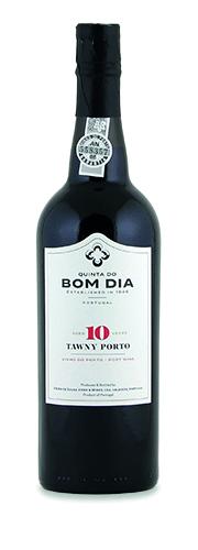 Quinta do Bom Dia 10 Years Old Tawny Porto
