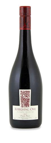 Burrowing Owl Pinot Noir