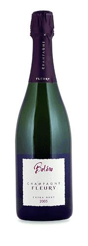 Fleury Boléro Champagne Extra Brut