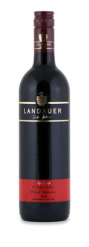 Landauer Pinot Noir Ried Umriss