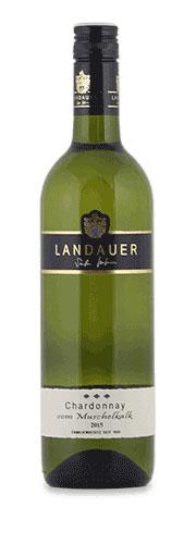 Landauer Chardonnay vom Muschelkalk