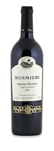 Mosmieri Saperavi Reserve
