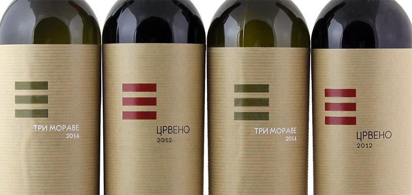 Wijn uit Servië